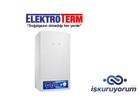 Elektroterm Elektrikli Kombi - Kazan Bayilik
