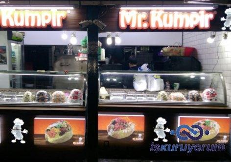 Mr.Kumpir, 19. şubesini açtı!