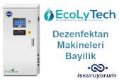 Ecolytech Dezenfektan Makineleri Bayilik