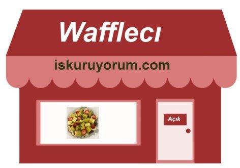 Waffle dükkanı açmak