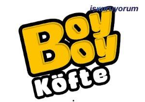 Boy Boy Köfte Bayilik Franchise