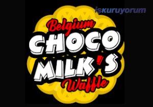 Choco Milks Waffle Bayilik