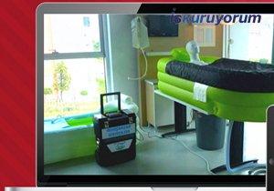 Mismesh Ozonlu Hasta Yıkama Makinası Bayilik
