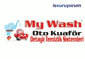 MyWash Oto Yıkama ve Oto Kuaför Bayilik