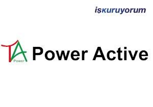 Power Active Güvenlik Kamerası Bayilik