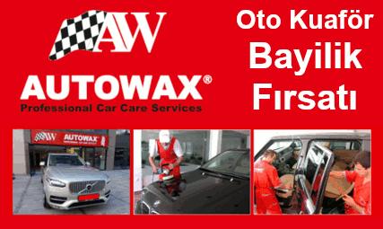 Autowax Bayilik ve Franchise Şartları bayilik