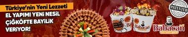 babacan çiğ köfte bayiliği