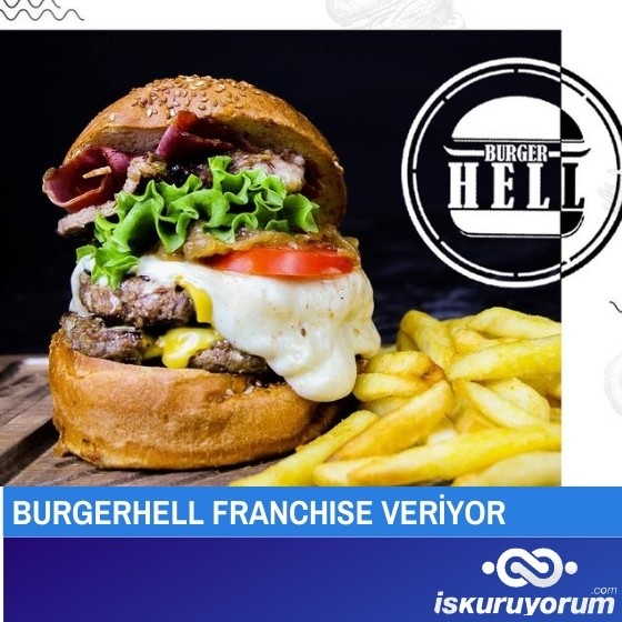 burger hell bayilik