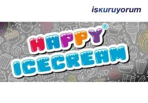 HAPPY ICE CREAM Bayilik Şartları