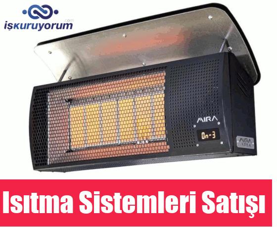 ısıtma sistemleri satışı