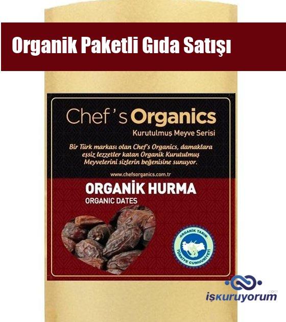 organik gıda satışı