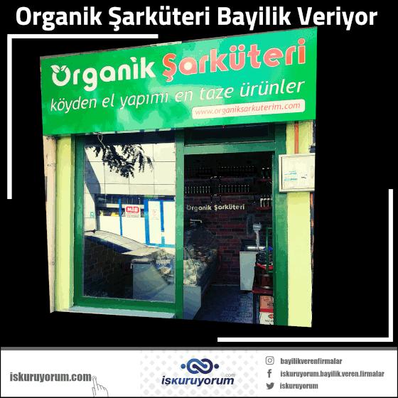 organik şartkuteri bayiliği
