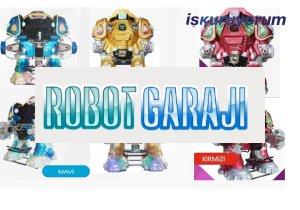 Robot Garajı Bayilik