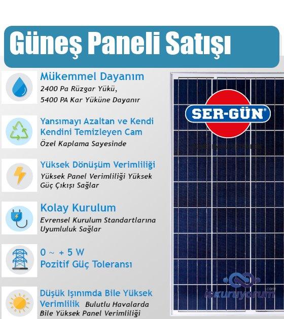 güneş paneli bayilik