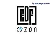 EDF Ozon Dezenfekte Bayilik