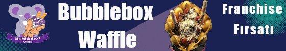 bubblebox waffle bayilik