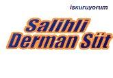 Salihli Derman Süt Bayili bayilik /franchise