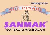 Şanmak Süt Sağım Makinala bayilik /franchise